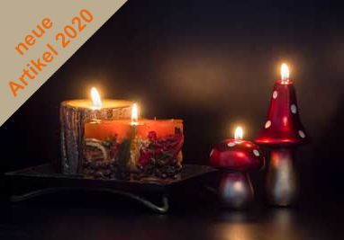 Decorative candles & accessory